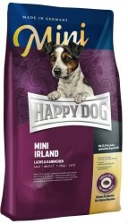 Happy Dog MINI Irland - Łosoś i Królik 300g