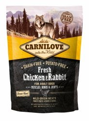 Carnilove Dog Fresh Chicken & Rabbit 1,5kg