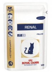 ROYAL CANIN CAT Renal chicken 85g (saszetka)