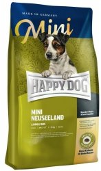 Happy Dog MINI Nowa Zelandia - Jagnięcina 4kg