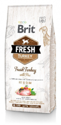 Brit Fresh Turkey & Pea Adult Fit 12kg