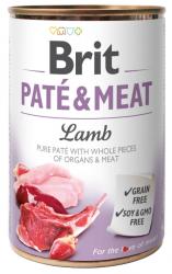 Brit Pate & Meat Lamb 800g - Jagnięcina