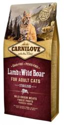 Carnilove Adult Cat Lamb & Wild Boar Sterilised 2kg