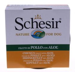 Schesir Chicken Fillets with Aloe 150g