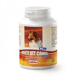 Mikita Multi Vit Canis maxi 100 tabl.
