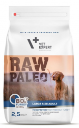 Raw Paleo Large Size Adult Turkey 2,5kg