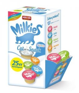 Animonda Kot Milkies Selection Mix 20x15g