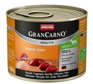 Animonda GranCarno Sensitiv Kurczak 200g