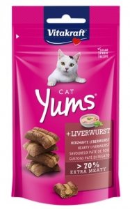 Vitakraft Cat Yums wątroba 40g [28822]