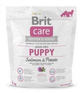 Brit Care Puppy Salmon and Potato 1kg