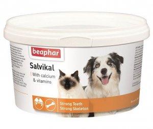 Beaphar Salvikal - preparat mineralno-witaminowy z drożdżami 250g