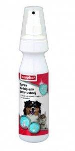 Beaphar Spray do higieny jamy ustnej dla psa i kota 150ml