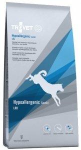 Trovet LRD Hypoallergenic Jagnięcina dla psa 3kg