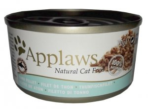 Applaws puszka dla kota Tuńczyk 156g