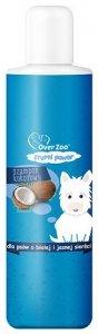 Over Zoo Frutti Power Szampon kokosowy dla psów o białej i jasnej sierści 200ml