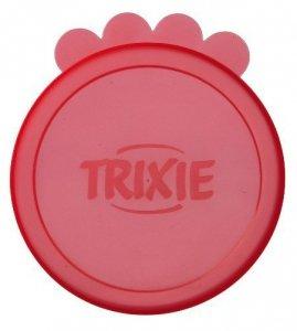 Trixie Pokrywki na puszkę 10cm 2szt TX-24552