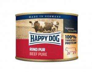 Happy Dog Rind Puszka 100% Wołowina 200g