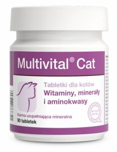 Dolfos Multivital Cat 90 tabletek