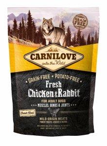 Carnilove Dog Fresh Chicken and Rabbit 1,5kg