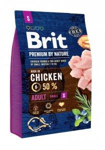 Brit Premium By Nature Adult S 3kg
