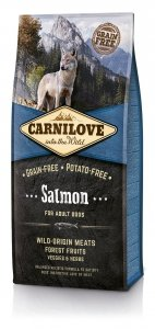 Carnilove Salmon Adult 12kg