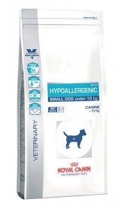 ROYAL CANIN Hypoallergenic Small Dog Canine 1kg