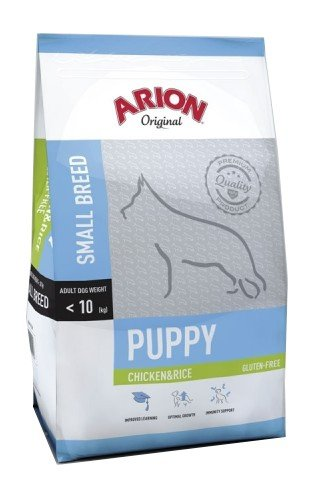 Arion Original Puppy Small Chicken & Rice 7,5kg