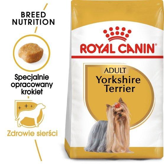 Royal Canin Yorkshire Terrier 28 Adult 7,5kg