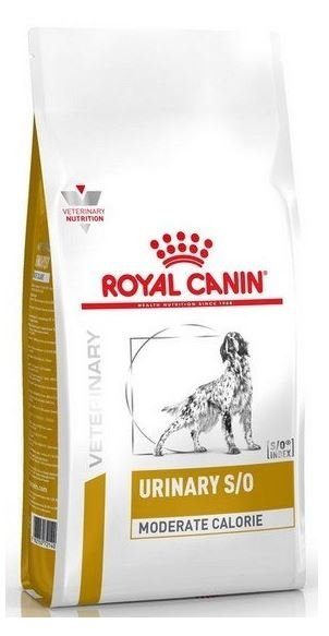 ROYAL CANIN Urinary S/O Moderate Calorie Canine 12kg