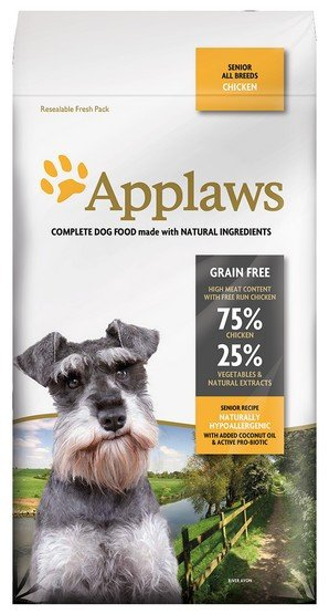 Applaws Senior Dog All Breeds Kurczak 7,5kg