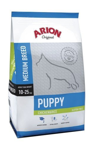 Arion Original Puppy Medium Chicken & Rice 12kg