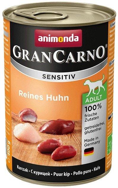 Animonda GranCarno Sensitiv Kurczak 400g