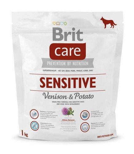 Brit Care Sensitive Venison and Potato 1kg