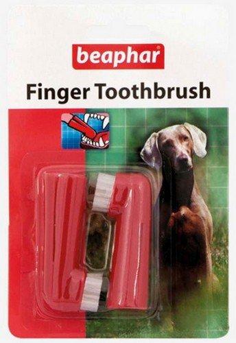 Beaphar Szczoteczka do zębów naparstkowa