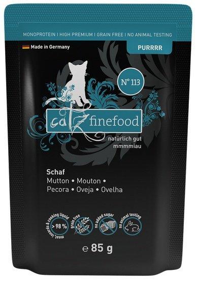 Catz Finefood Purrrr N.113 Owca saszetka 85g