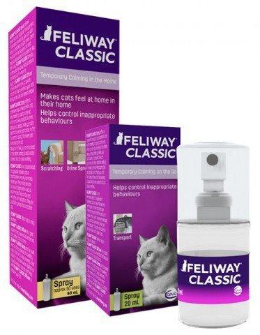 Feliway - kocie feromony spray 60ml