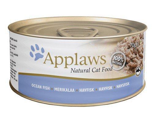 Applaws puszka dla kota Ryby Oceaniczne 70g