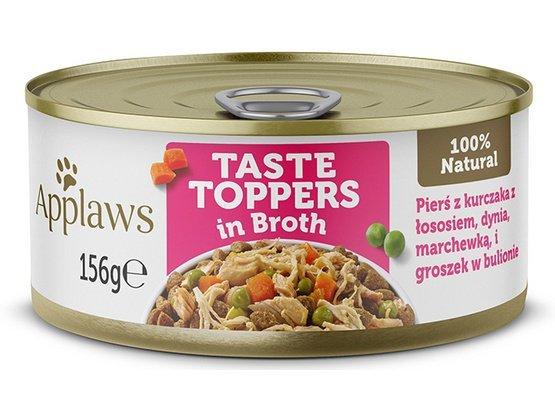 Applaws Dog puszka z kurczakiem, łososiem i warzywami 156g