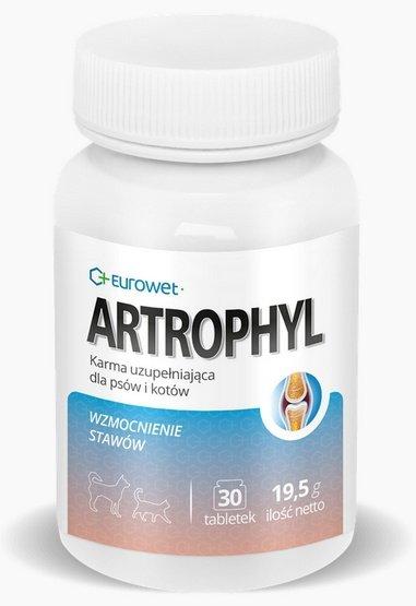 Eurowet Artrophyl - układ ruchu 30 tabletek