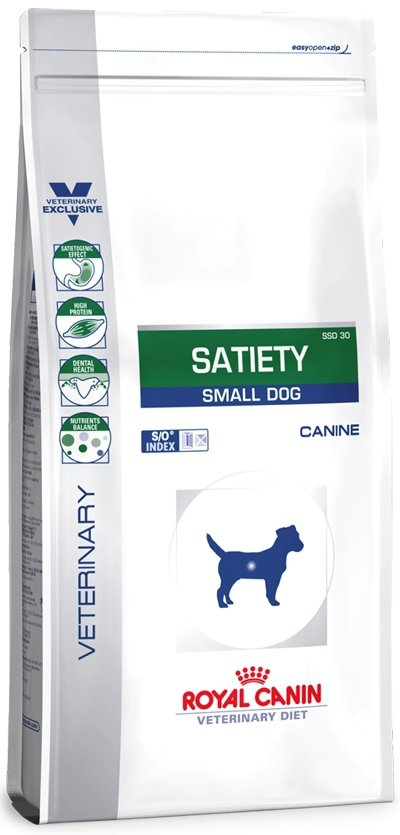 ROYAL CANIN Satiety Small Dog Canine 1,5kg