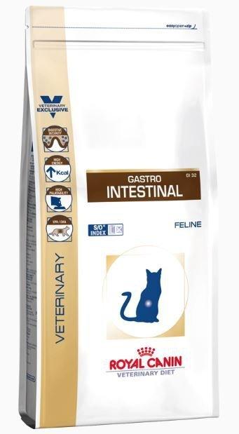 ROYAL CANIN CAT Gastro Intestinal 2kg