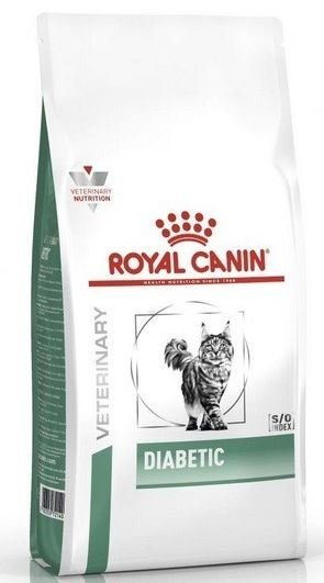 ROYAL CANIN CAT Diabetic 1,5kg