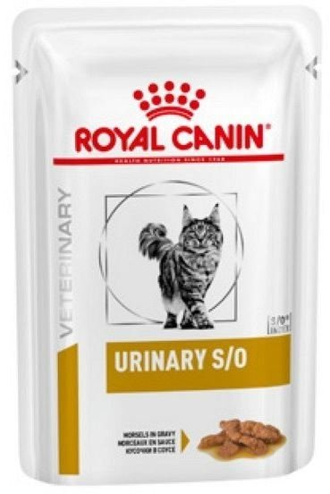 ROYAL CANIN CAT Urinary S/O  chicken 85g (saszetka)