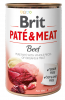 Brit Pate & Meat Beef 800g - Wołowina