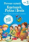 Pierwsze czytanki cz.2 Kopciuszek, Piękna i Bestia