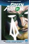 Green Arrow T.1 Śmierć i życie O. Quena (srebrna)