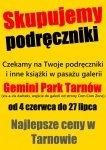 Nowy punkt skupu podręczników i innych książek w Tarnowie już otwarty!