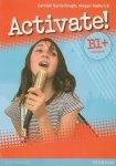 Activate! B1+ Workbook z płytą CD