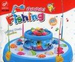 Łowienie rybek światło dźwięk 2 poziomy