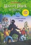 Magiczny domek na drzewie 5 Noc z wojownikami ninja